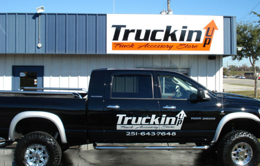 Pick Up Truck Accessories Store